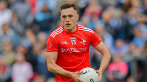 Louth's Andy McDonnell is looking forward to working with Mickey Harte and Gavin Devlin. Photo: Sportsfile