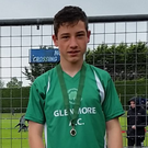 Bronze for Diarmuid O'Neill of Glenmore AC