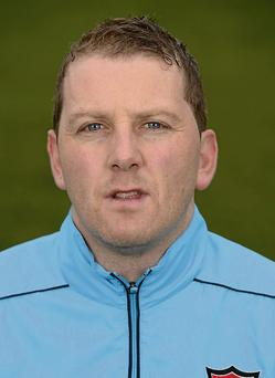 Dundalk first-team coach Vinny Perth. Picture: Paul Mohan/SPORTSFILE