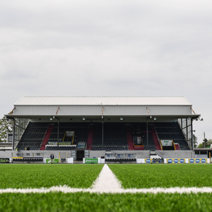 Oriel Park is badly in need of a facelift