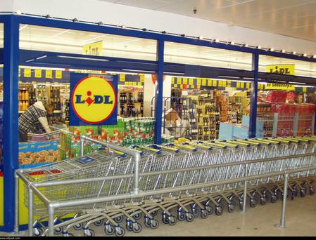 Lidl is one of the main buyers of Slaney's Meats organic beef