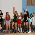 In Scoil Mhuire on Sunday evening there was a full dress reheasal for Loreto Musical