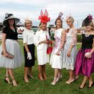 It was ladies day at Wexford Races on Saturday afternoon which was sponsored by Monart Spa. The final six ladies selected Ruth Davis, Shelia McCarthy, Liz Maher, Mark Browne, Waneta Spain, Louise Kehoe and Melissa Dooly