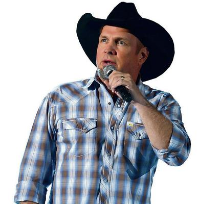 Singer Garth Brooks. Photo: Getty