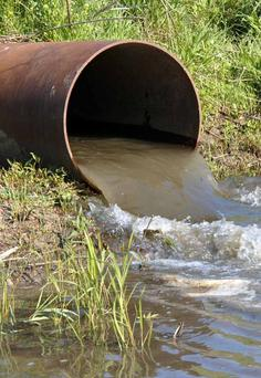 Ireland is being prosecuted for failing to stop raw sewage from being discharged from 38 built-up areas without treatment. (Stock photo)