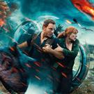 Chris Pratt and Bryce Dallas Howard return for another dinosaur adventure