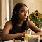 Amandla Stenberg as Starr Carter in The Hate U Give