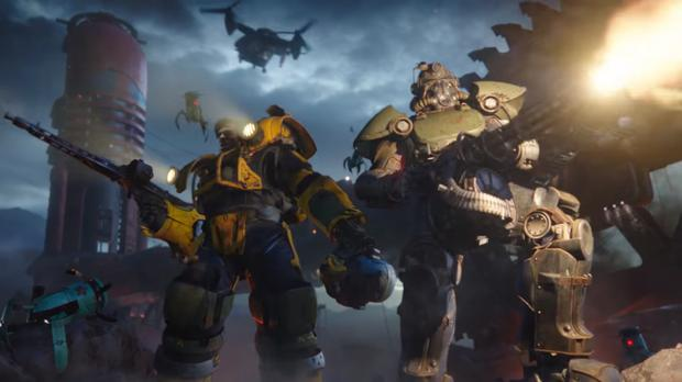 Fallout 76 feels like one of those titles that was rushed out to meet a deadline