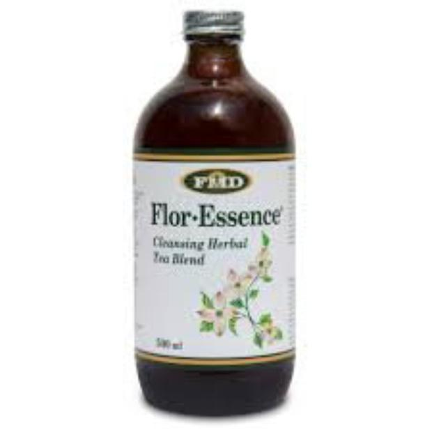 Flor Essence 10 Day Detox. This is a detoxing tea that cleanses, detoxes, and supports the liver, colon, and skin