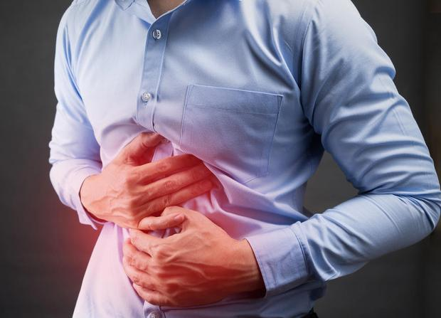 Different conditions can cause symptoms in the gut