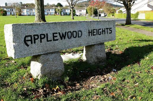 Applewood Heights in Greystones