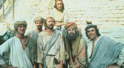 Members of Monty Python in The Life of Brian