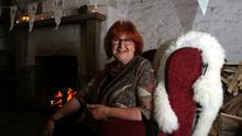 Liz Weir MBE, one of the hosts of the upcoming 'Summer Solstice Stories' online event