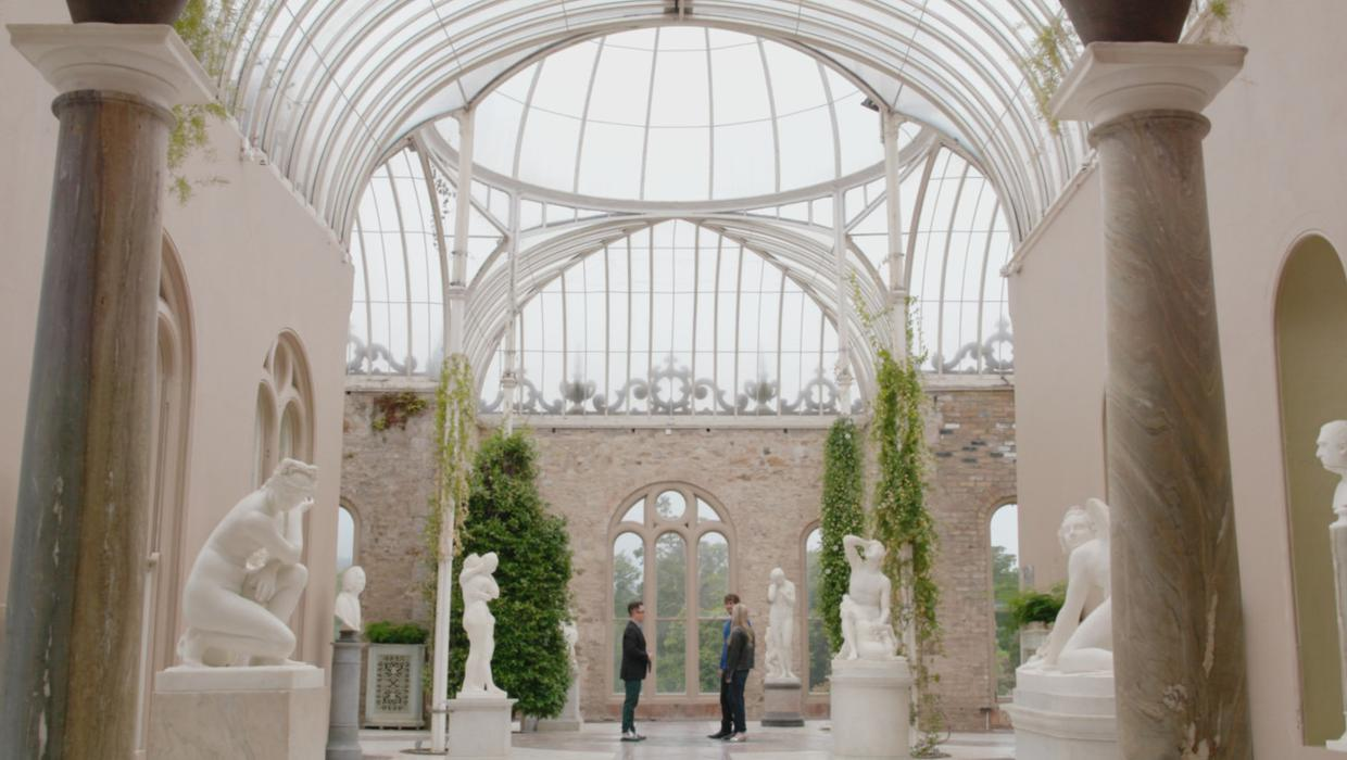 Popular Canadian Tv Show Features Kilruddery House Independent Ie