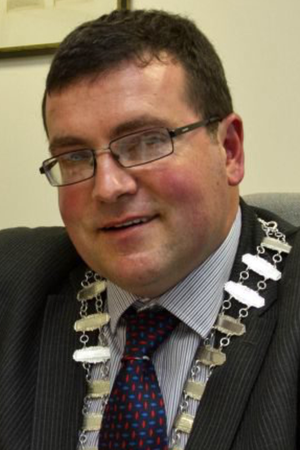 Cllr Tommy Annesley