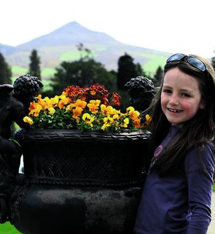 A walking tour with a difference will take place in Powerscourt Gardens on Friday May 24 at 11am.
