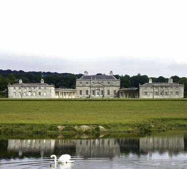 Russborough House, Blessington, Co. Wicklow