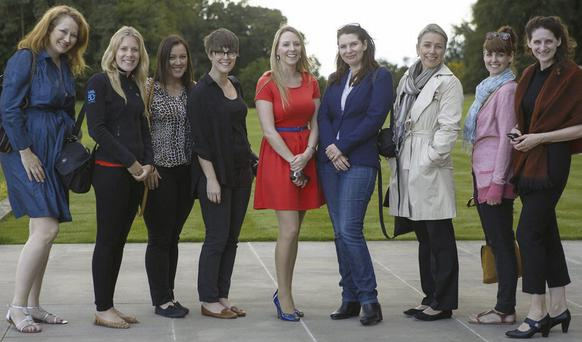 Seven leading Australian travel writers are visiting Ireland this week, as guests of Tourism Ireland.