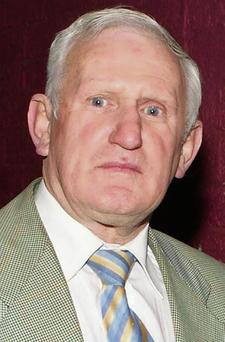 Councillor and former player Jimmy Shaughnessy
