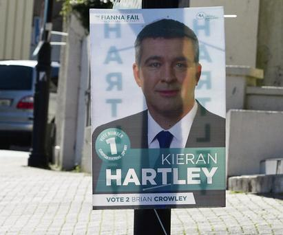 Posters of Kieran Hartley