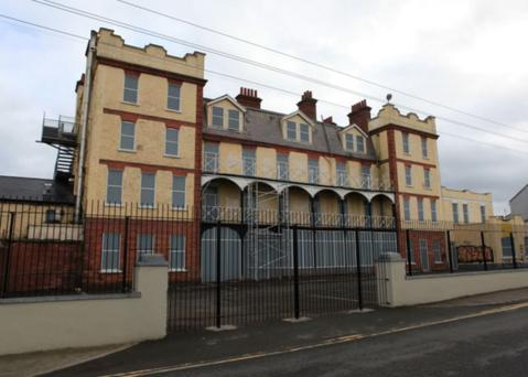 The former La Touche Hotel in Greystones
