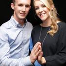 Graham Hillick and Clareann Temple who will be dancing the Charleston