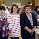 Organisers Mary Cullen, Catherine Wheatley and Josie Connolly