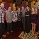 Birthday celebrations at the Fishermans Club Bray for brother and sister Glen and Paula. Pictured at the celebrations were Leon Thomas, Ricky Thomas, Doloras Messitt, Noreen Rougive, Glen Messitt and Paula Thomas, Sophie Thomas and Cody O'Brian