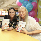 Alisan Canavan from TV3 launches Get Crafty with author Ali Coghlan from Kilcoole