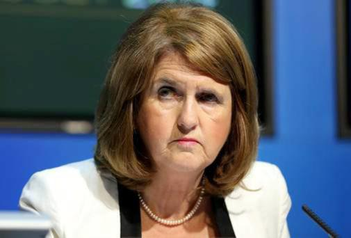 Current Labour leader, Joan Burton