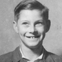 Tomi Reichental at the age of nine