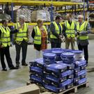 Councillors and officials from Arklow Municipal District pay a visit to Arc Building Products