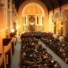 Bray Choral Society raise the roof with music from Handel's Messiah in the Holy Redeemer