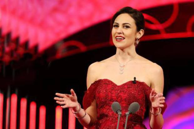 UHG emergency department doctor named Rose of Tralee