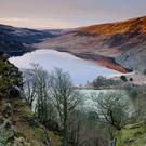 Lough Tay is one stop on the trail