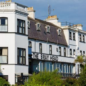 The Bray Head Hotel went on the market last week