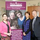 Home Instead Senior Care named National Business Champion: Home Instead Wicklow (L-R) Cathy Pistoor, Carmel O'Connor and Brian Fawsitt
