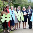 National Women's Enterprise Day is launched at the arboretum at Kilquade