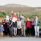 Locals object to the proposed new road