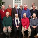 Members of An Bothán enjoying the group's Christmas party at the Pigeon House in Delgany