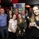 'The Snapper': John Butler, Shauna Douglas, Anne Longmore, Dave Barry, Orlaith Whelan, Michael Roddy and Una O'Grady.