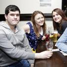Cormac Kelly, Holly Mason, Naomi Doran and John Doran