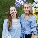 Naithí Liddy and Eva Cullen at the launch event for Groove 2017