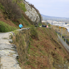 The Cliff Walk in Bray