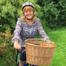 A slimmer Jackie heads out for a cycle