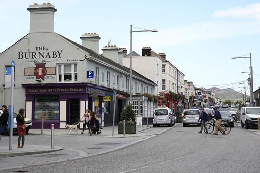 Greystones will compete in the 'over 7,000 population' category of the competition