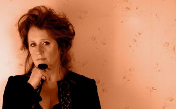 Singer Mary Coughlan.