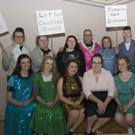 The cast of Blessington Musical and Dramatic Society's production of 'Hairspray'.