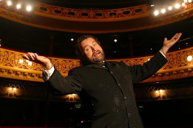 Celebrity Health: Brendan Grace