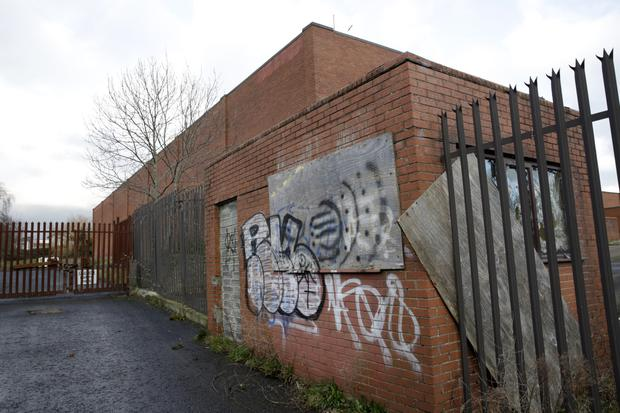 The AO Smith site where permission has been granted for Lidl